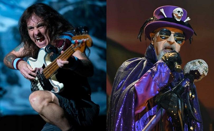 Πράσινο φως από τον Steve Harris στο ενδεχόμενο κοινής περιοδείας Judas Priest - Iron Maiden