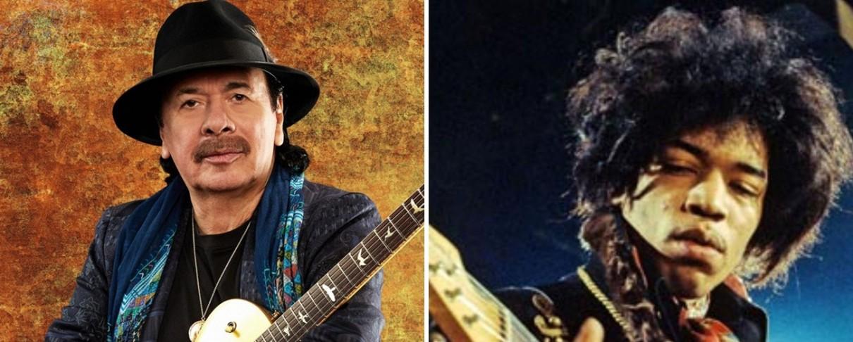 Carlos Santana: «Η μουσική του Hendrix δεν θα ήταν ίδια χωρίς LSD»