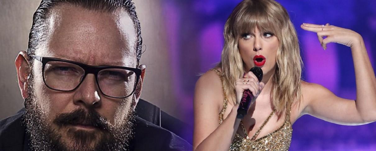"O Ihsahn βλέπει ομοιότητες με δίσκο του στο artwork του ""Folklore"" της Taylor Swift"