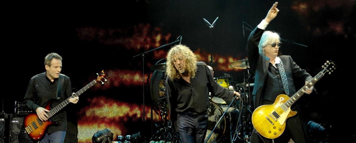 Jimmy Page: «Οι Led Zeppelin ήταν έτοιμοι για περιοδεία το 2007»