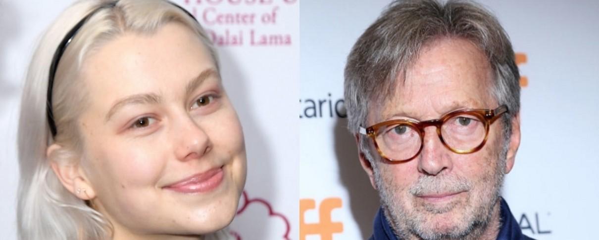 Phoebe Bridgers: «Η μουσική του Eric Clapton είναι τρομερά μέτρια και ο ίδιος διάσημος ρατσιστής»