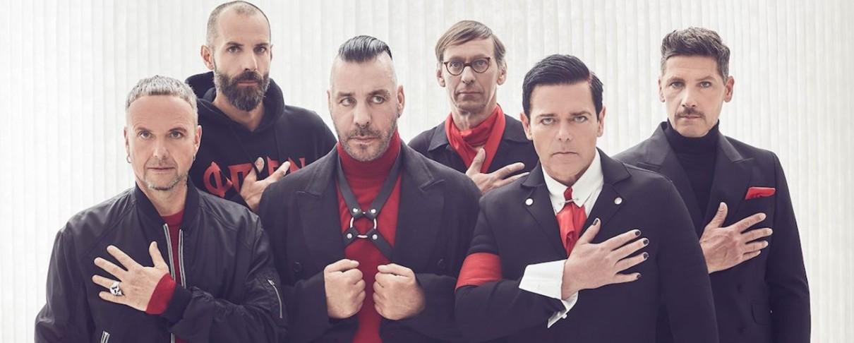 Οι Rammstein ξανά στο studio