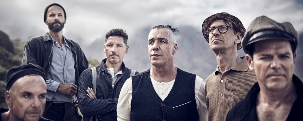 Οι Rammstein επανακυκλοφορούν το ντεμπούτο άλμπουμ τους