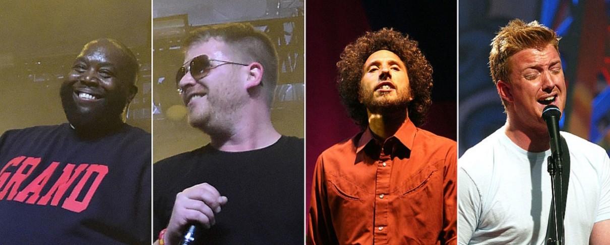 Ακούστε τις συμμετοχές των Zack de la Rocha και Josh Homme στον νέο δίσκο των Run The Jewels