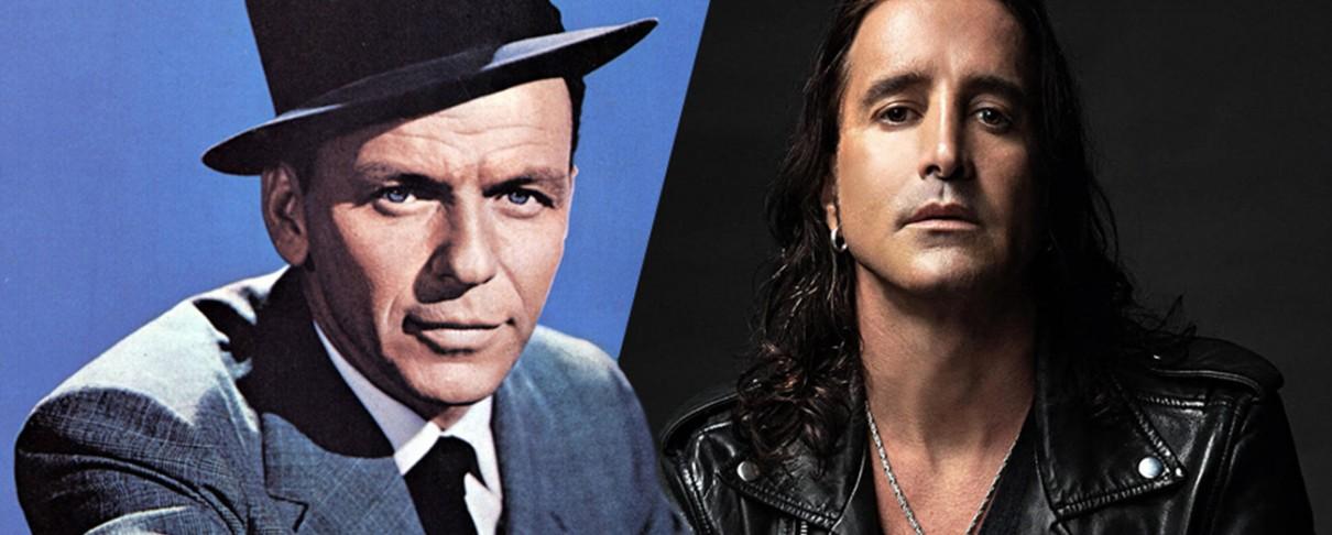 O frontman των Creed θα παίξει τον Frank Sinatra