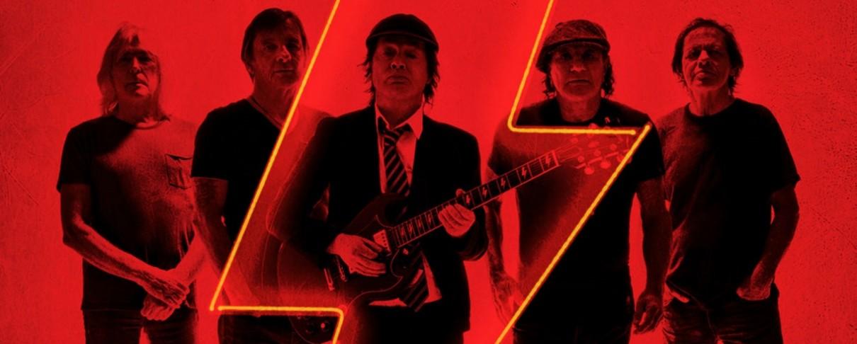 "AC/DC: Στην πρώτη θέση των charts το ""Power Up"""