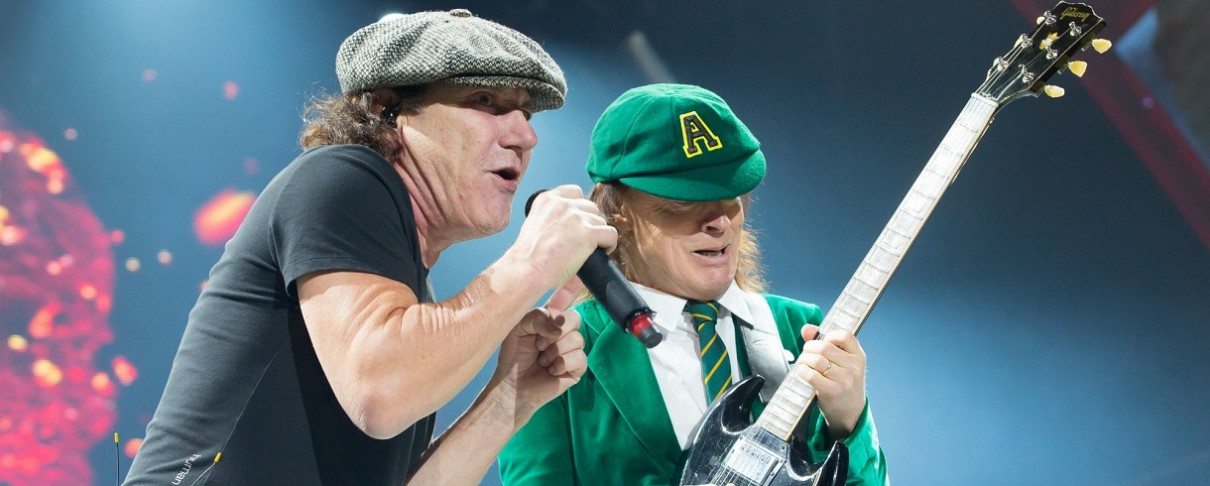 Οι AC/DC επιβεβαιώνουν και επίσημα το νέο τους line-up