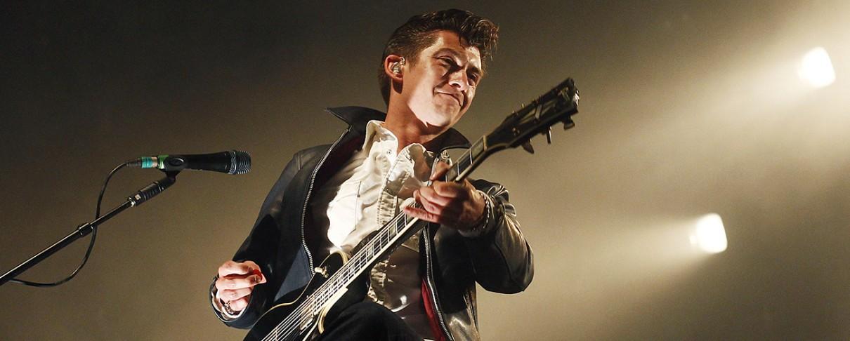 Live δίσκος από τους Arctic Monkeys