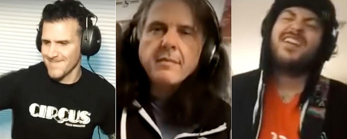 Μέλη των Testament, Anthrax και Suicidal Tendencies διασκευάζουν Rush