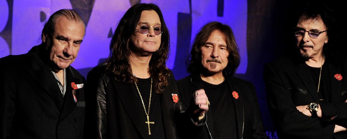 """Οι Black Sabbath στηρίζουν έμπρακτα το """"Black Lives Matter"""""""