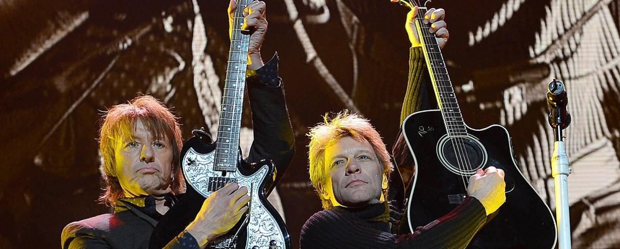 Jon Bon Jovi: «Εύχομαι ο Richie Sambora να είχε συγκροτημένη τη ζωή του και να ήταν ακόμη στη μπάντα»