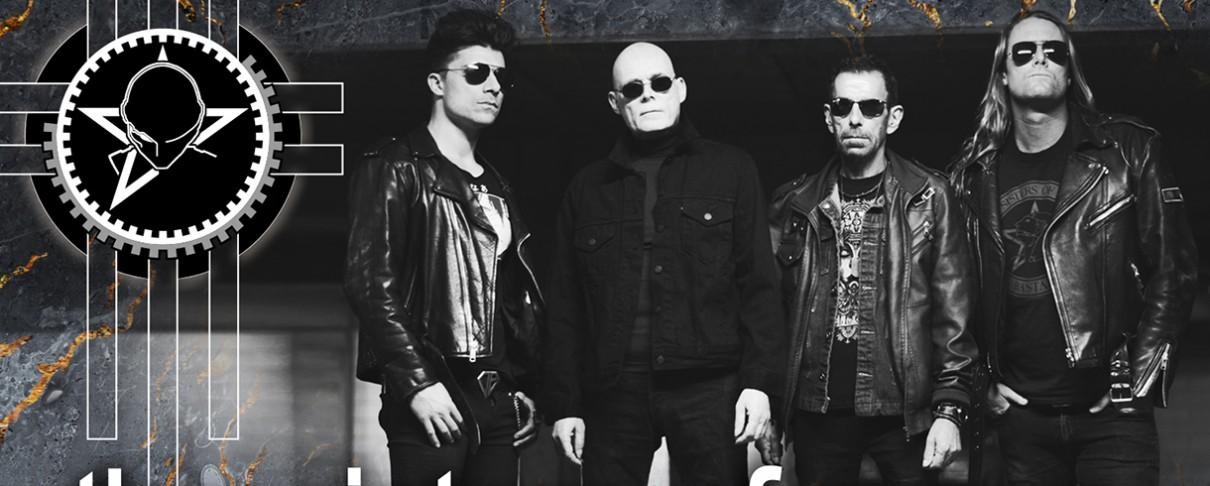 Οι Sisters Of Mercy headliners στο Chania Rock Festival 2020