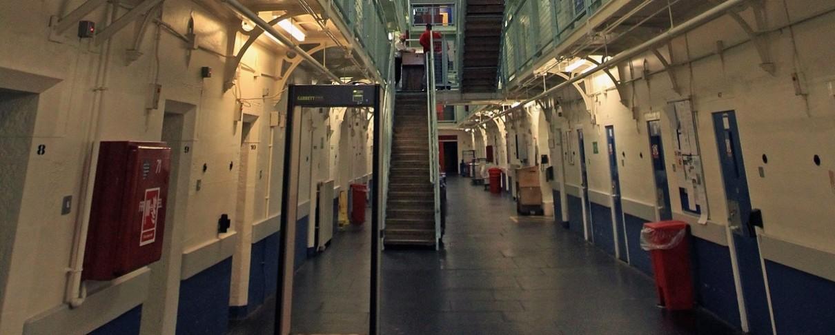 Criminal Records: Μια δισκογραφική για κρατούμενους φυλακής στη Σκωτία