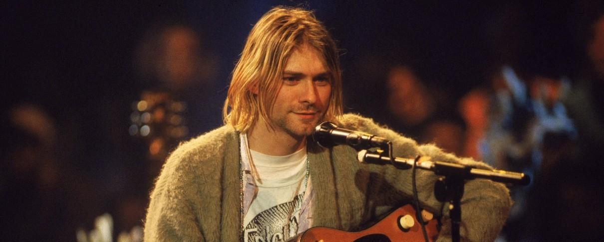 Σε δημοπρασία η κιθάρα του Kurt Cobain από το θρυλικό επεισόδιο του MTV Unplugged