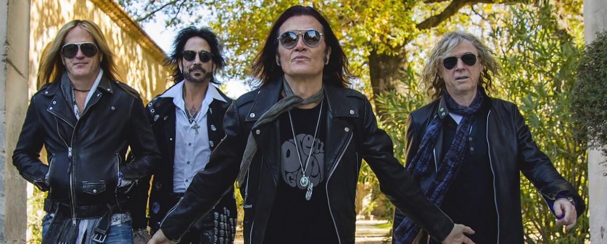 Οι Dead Daisies support των Judas Priest στο Release Athens Festival