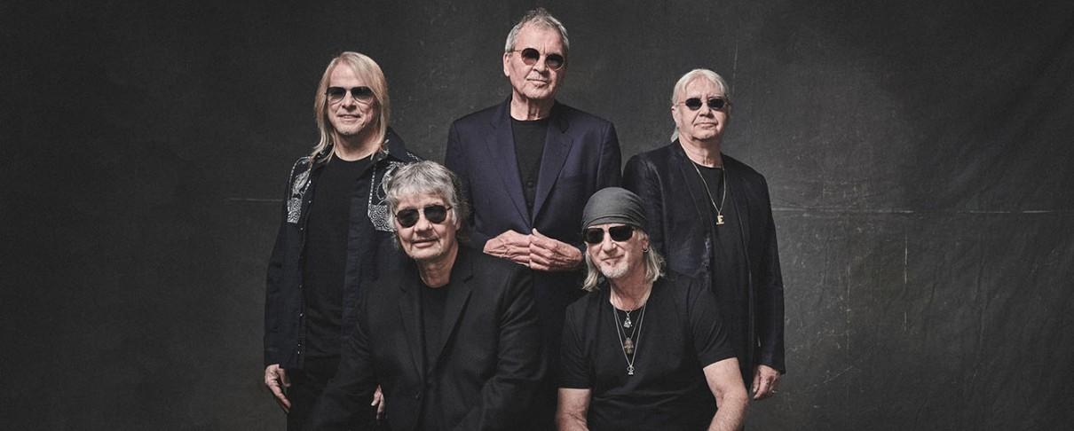 """Οι Deep Purple κυκλοφορούν το """"Whoosh!"""""""