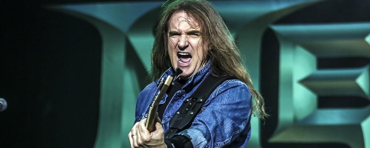 """Simple Truth"": Ακούστε το νέο single του μπασίστα των Megadeth, David Ellefson"