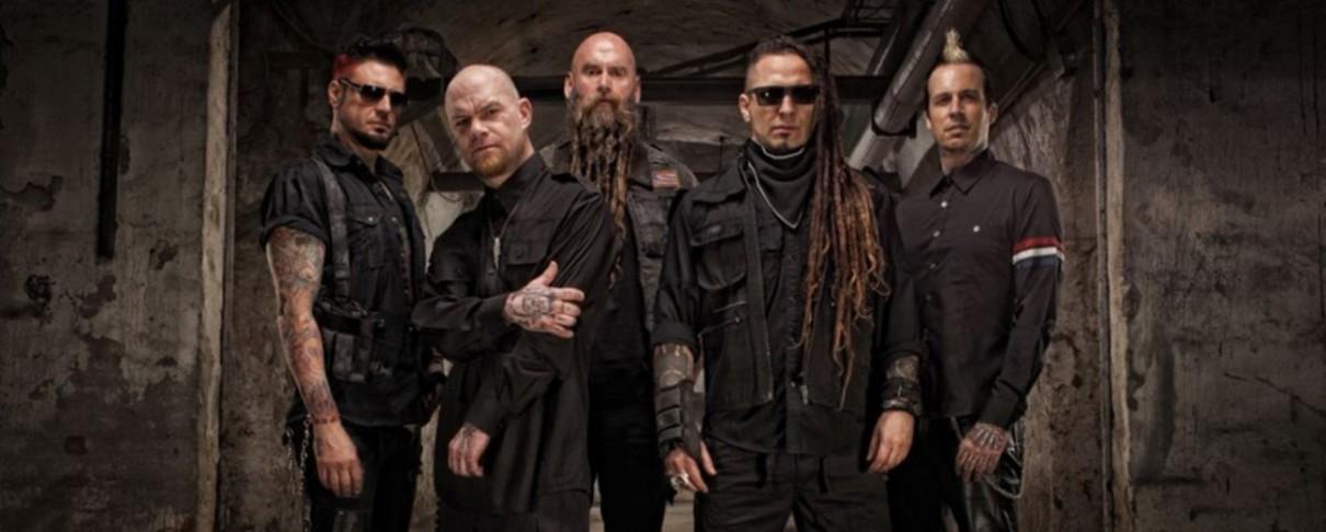 Αποχώρησε ο κιθαρίστας των Five Finger Death Punch
