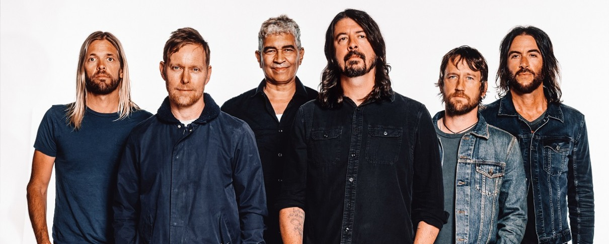 Ακούστε το πρώτο τραγούδι από τον επερχόμενο δίσκο των Foo Fighters