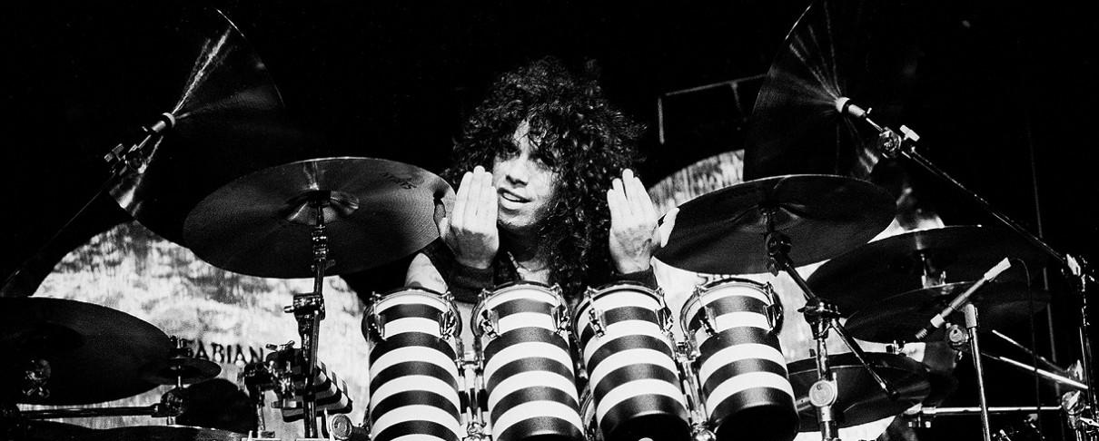 «Έφυγε» ο Frankie Banali, ντράμερ των Quiet Riot
