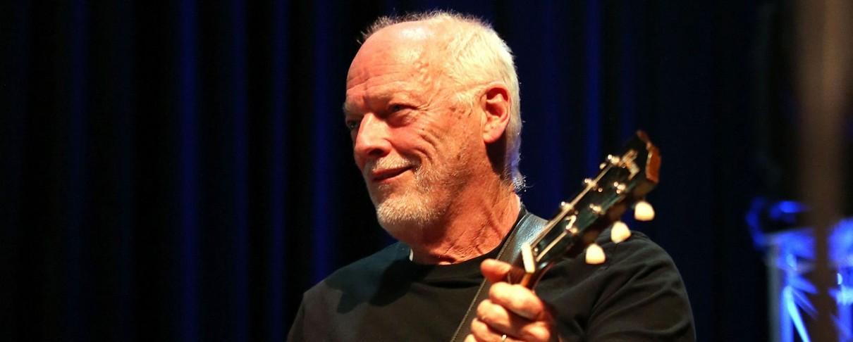 Νέο τραγούδι από τον David Gilmour έπειτα από πέντε χρόνια