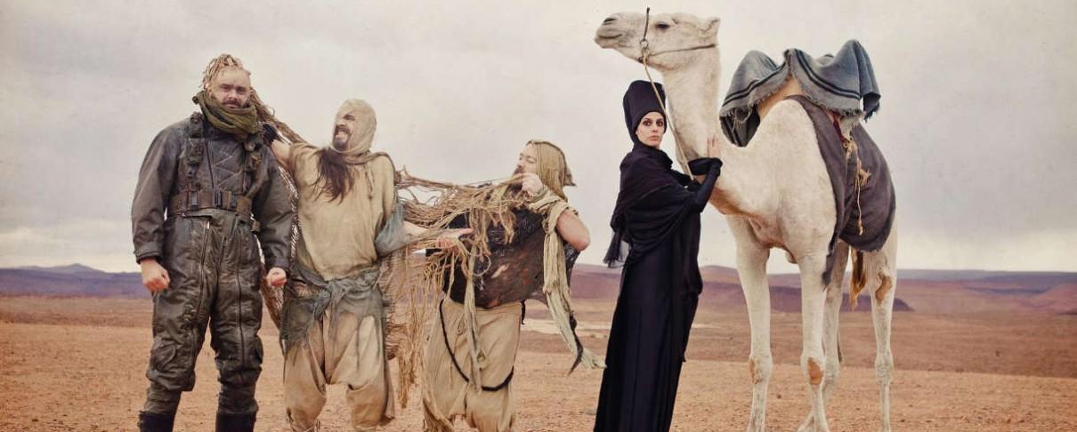"""Downgrade Desert"": Νέο βίντεο-υπερπαραγωγή από τους Igorrr"