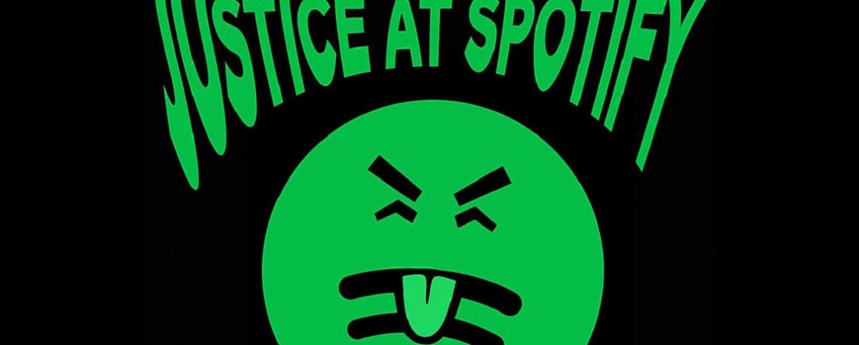 """Justice At Spotify"": Καμπάνια από μουσικούς και εργαζόμενους με πληθώρα αιτημάτων"