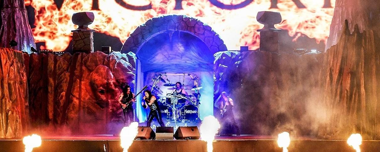 Οι Manowar γιορτάζουν τα 40 τους χρόνια με νέα περιοδεία