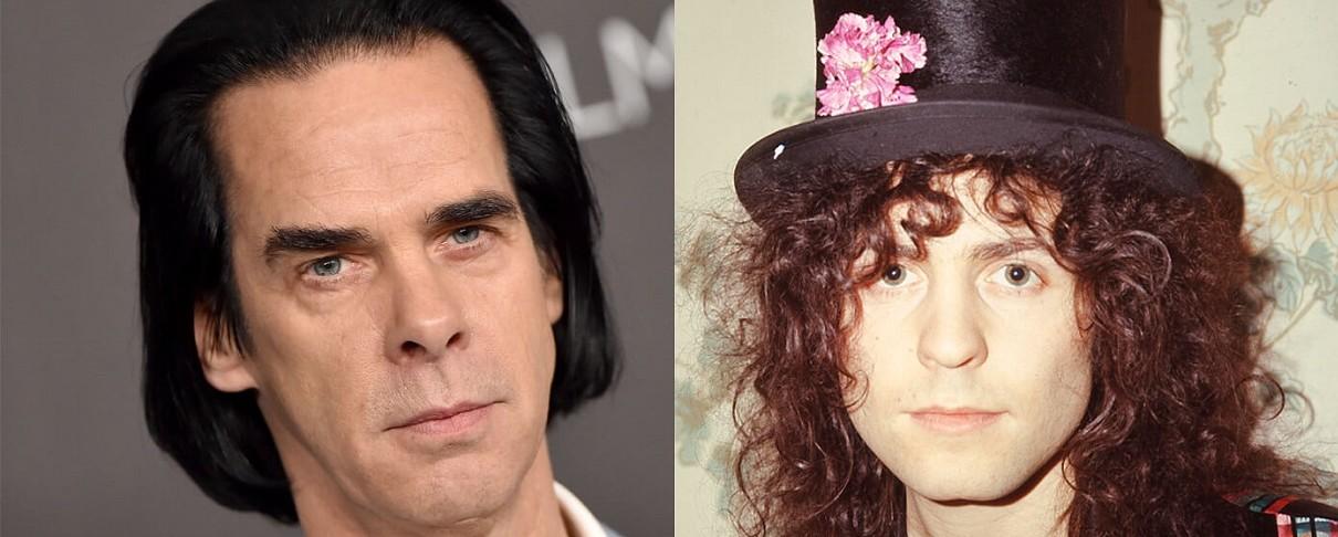 """Cosmic Dancer"": O Nick Cave διασκευάζει Marc Bolan"