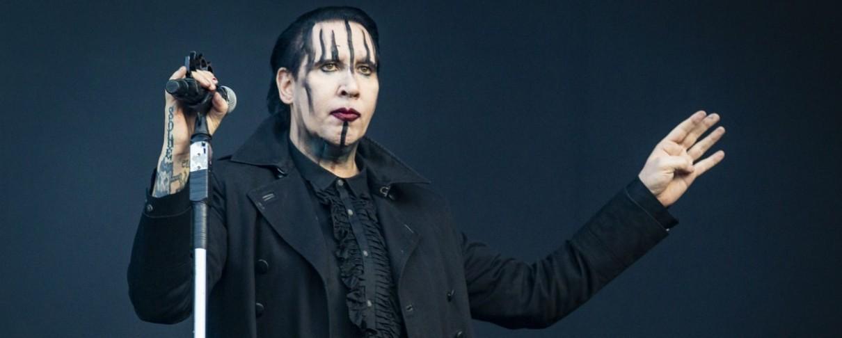 Έτοιμος ο νέος δίσκος του Marilyn Manson