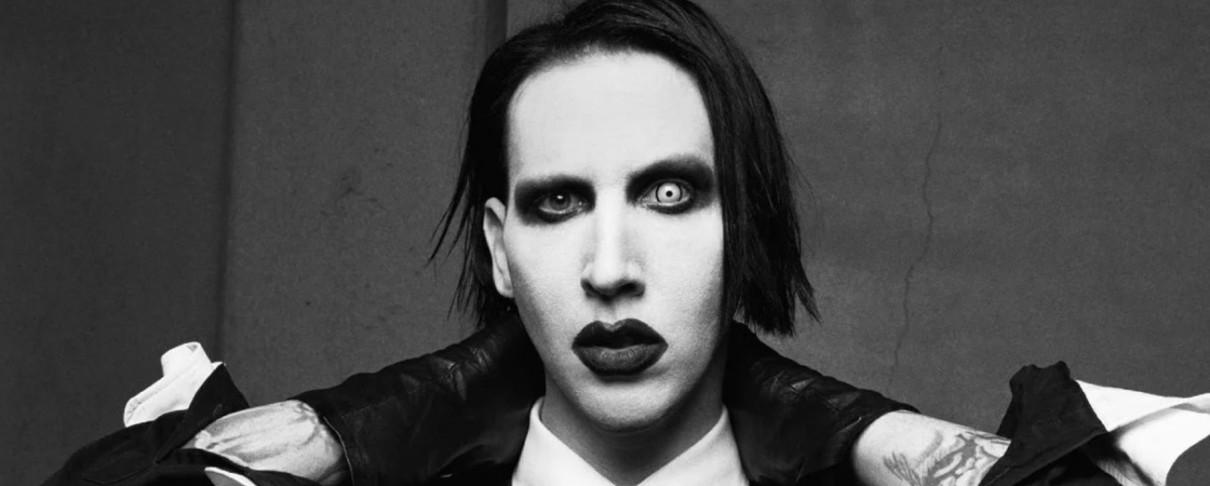 Ο Marilyn Manson «κόπηκε» από τη νέα σειρά του Stephen King