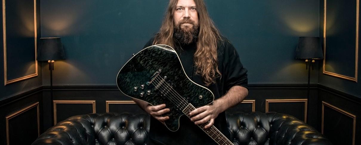"""Ο Mark Morton διασκευάζει το """"Black"""" των Pearl Jam"""