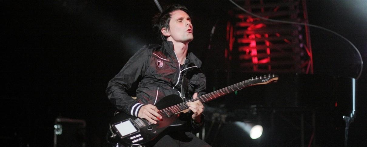 Ακούστε το νέο σόλο κομμάτι του Matt Bellamy των Muse