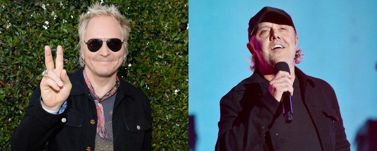 Όταν ο Lars Ulrich βοήθησε τον Matt Sorum να γίνει ντράμερ των Guns N' Roses