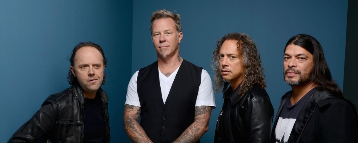 Οι Metallica ανταλλάσσουν μεταξύ τους νέα μουσική