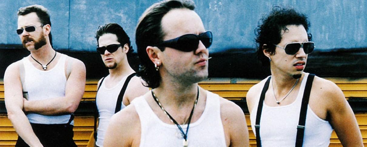 Ρεκόρ κορυφής σε τέσσερις δεκαετίες για τους Metallica