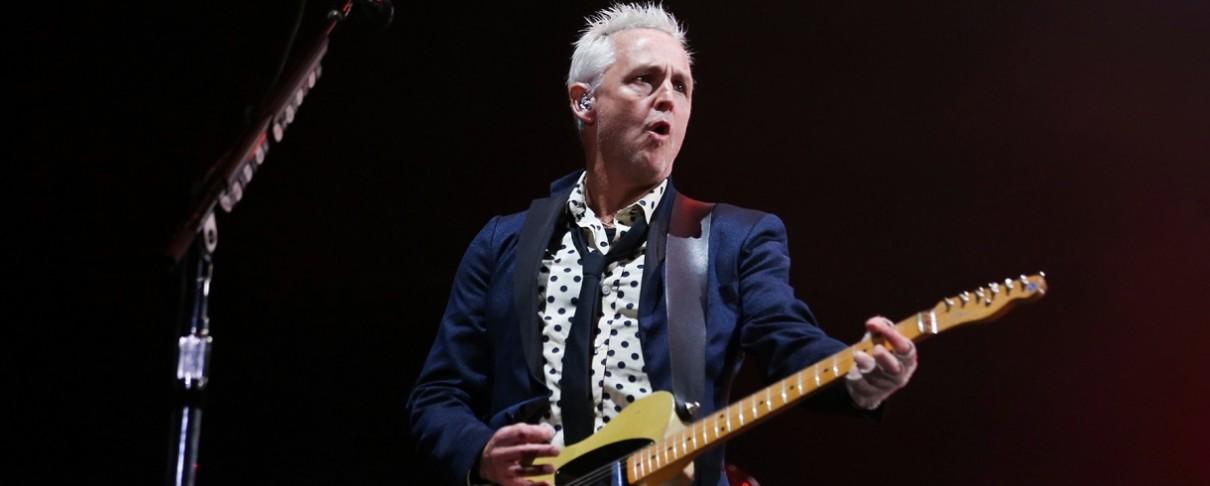 O Mike McCready των Pearl Jam επιδοκιμάζει το μποϊκοτάζ αθλητών στις Η.Π.Α. ως ένδειξη διαμαρτυρίας