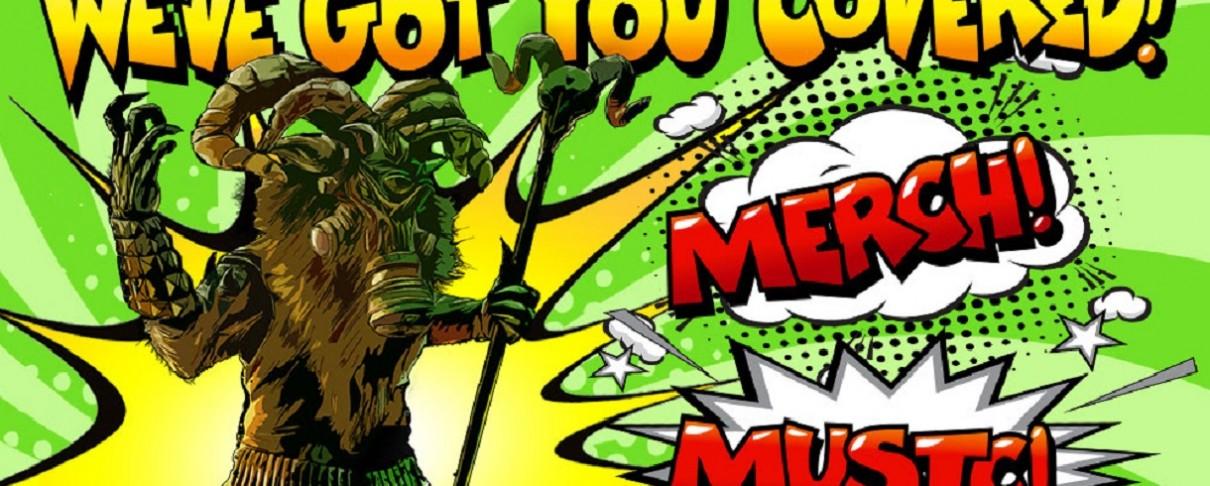 H Nuclear Blast ανακοινώνει τη συμμετοχή της στο Comic-Con At Home 2020