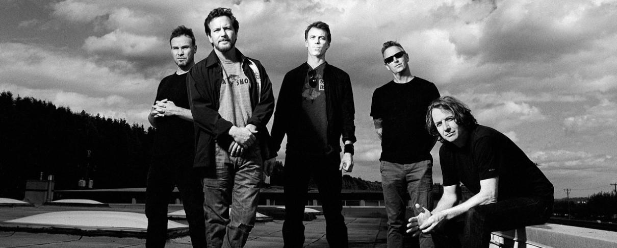 """Οι Pearl Jam παίζουν ζωντανά τραγούδι από το """"Gigaton"""" για πρώτη φορά"""