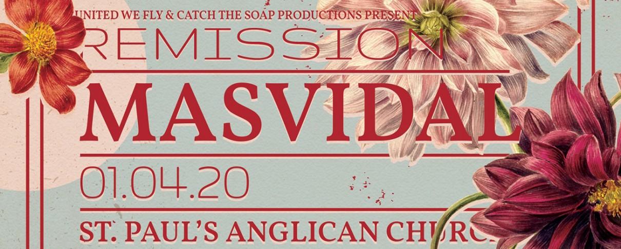 O Paul Masvidal των Cynic έρχεται στην Αγγλικανική Εκκλησία