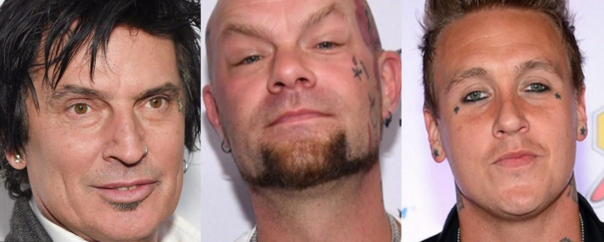 Μέλη των Five Finger Death Punch, Motley Crue και Papa Roach σε νέα ταινία τρόμου