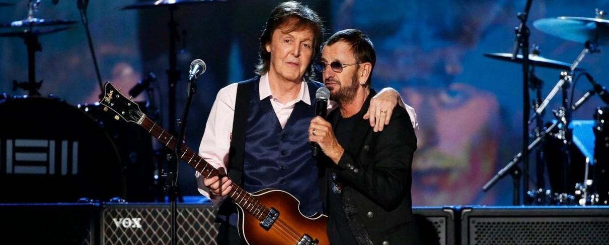 Επανένωση των Ringo Starr και Paul McCartney σε νέο single
