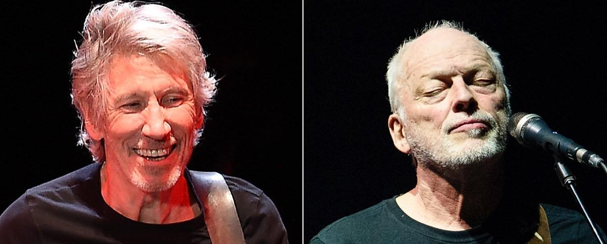 Roger Waters: «Ο David Gilmour νομίζει πως οι Pink Floyd του ανήκουν και εγώ είμαι κάποιος άσχετος…»