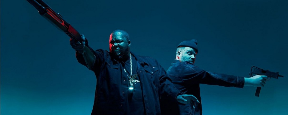 "Run The Jewels: Δείτε το video-clip του ""Walking In The Snow"""