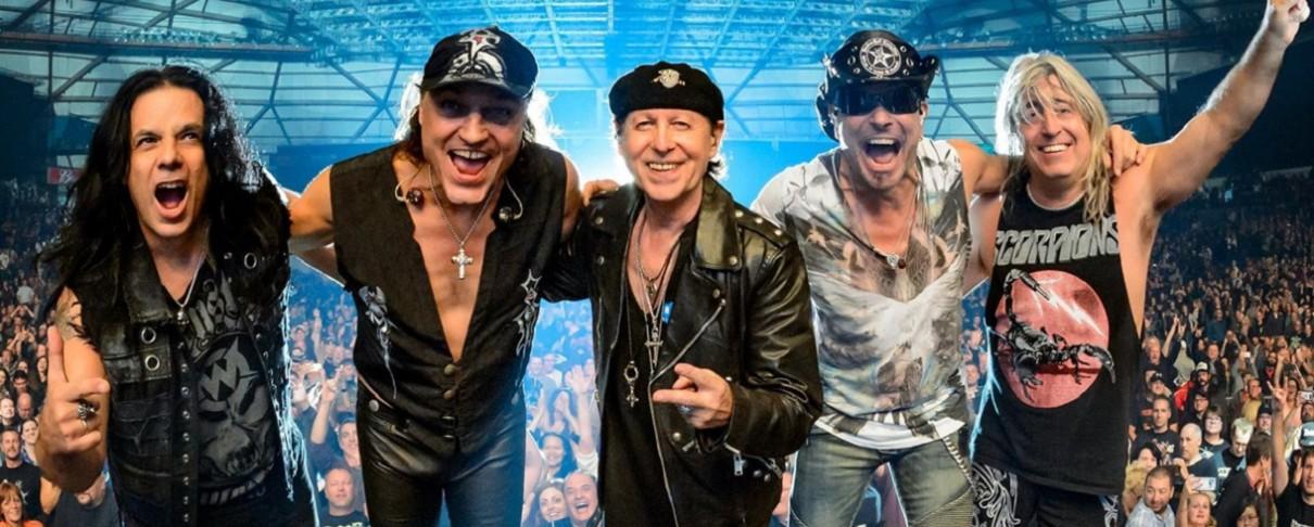Ξανά στο στούντιο οι Scorpions