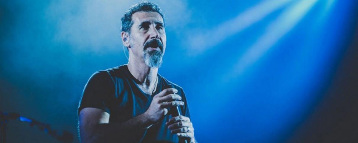 Ο Serj Tankian ανακοινώνει σόλο άλμπουμ με μουσική που είχε γράψει για τους System Οf Α Down
