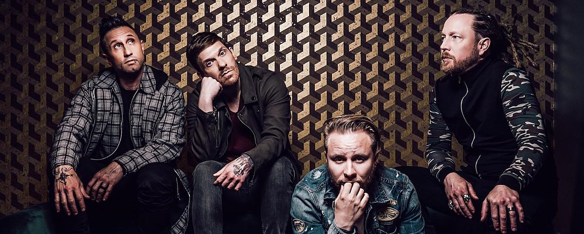 """Atlas Falls"": Ακυκλοφόρητο κομμάτι από τους Shinedown"