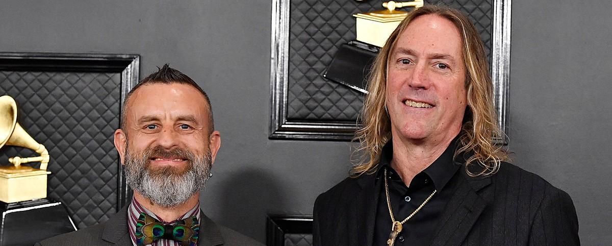 Οι Tool αποδέχονται το βραβείο Grammy και θυμούνται τον Neil Peart