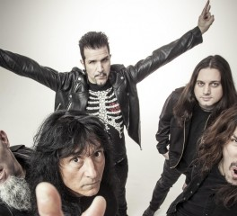 "Anthrax: Ετοιμάζουν graphic novel για το ""Among The Living"""