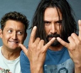 "Με Mastodon, Lamb Of God, Animals As Leaders το soundtrack του ""Bill And Ted Face The Music"""